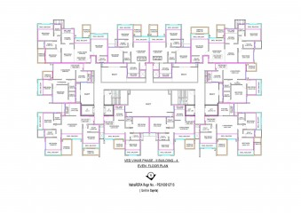 Ved Vihar Even Floor Plan 1
