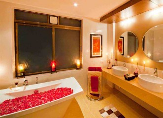 Bathroom Amit's Bloomfield Ready Possession Bungalows & Villas in Ambegaon, Pune