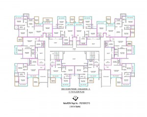 Ved Vihar 6th Floor Plan