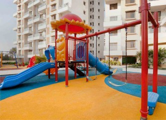 Kids Play Area at Amit's Bloomfield Ready Possession Bungalows & Villas in Ambegaon, Pune