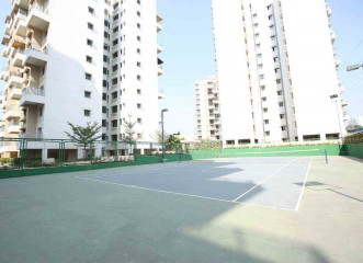 Tennis Court at Amit's Bloomfield Ready Possession Bungalows & Villas in Ambegaon, Pune