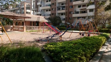 Children's Play Area Ved Vihar Phase-II  in Kothrud, Pune,   2BHK, 3BHK Flats