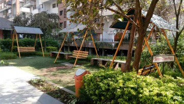 Senior Citizen Plaza Ved Vihar Phase-II  in Kothrud, Pune,   2BHK, 3BHK Flats