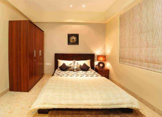 Bedroom Amit's Bloomfield ready possession bungalows & villas in Ambegaon, Pune