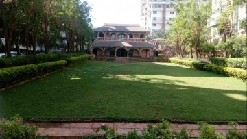 Club House with Garden Ved Vihar - 2 in Kothrud, Pune,   2BHK, 3BHK, 4BHK and 5 BHK Flats